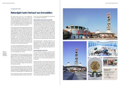 """""""Rekordjahr beim Verkauf von Immobilien"""", Silesia City Center"""