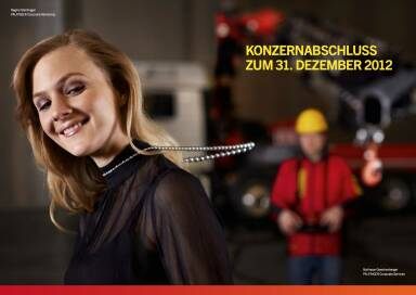 Regina Steinhagen, Corporate Marketing, Konzernabschluss