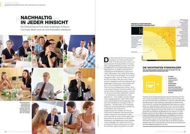 Österreichische Post Geschäftsbericht 2013 - Nachhaltig in jeder Hinsicht
