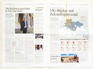 Vienna Insurance Group Konzernbericht 2014 -VIG-Märkte mit Zukunftspotenzial