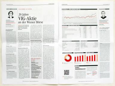 Vienna Insurance Group Konzernbericht 2014 - VIG Aktie