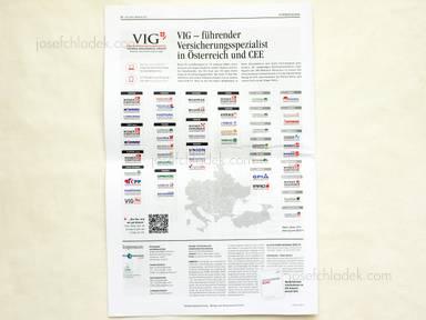 Vienna Insurance Group Konzernbericht 2014 - Führender Versicherungsspezialist in Österreich und CEE