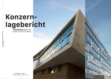 UBM Jahresfinanzbericht/Geschäftsbericht 2014 - Konzernlagebericht