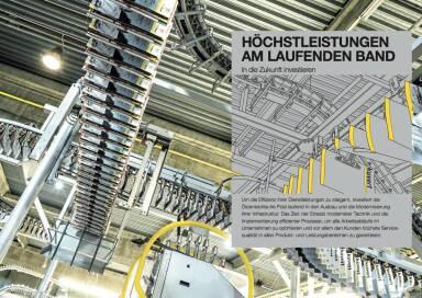 Österreichische Post Geschäftsbericht 2014 - Höchstleistung am laufenden Band