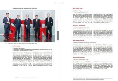 Strabag Geschäftsbericht 2014 - Vorstand