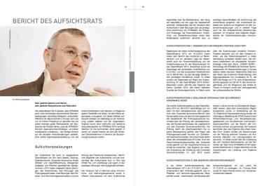 Strabag Geschäftsbericht 2014 - Aufsichtsrat Gusenbauer