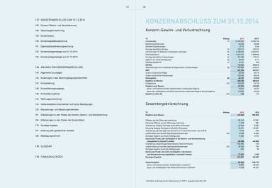 Strabag Geschäftsbericht 2014 - Konzernabschluss