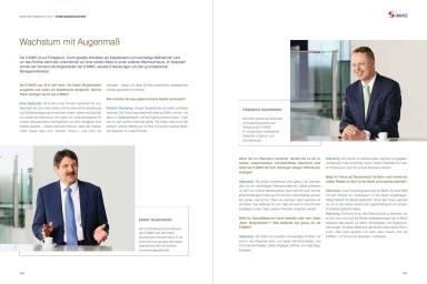 S Immo Geschäftsbericht 2014 - Vorstände