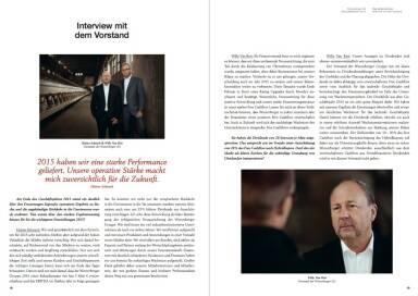 Wienerberger - Interview mit dem Vorstand