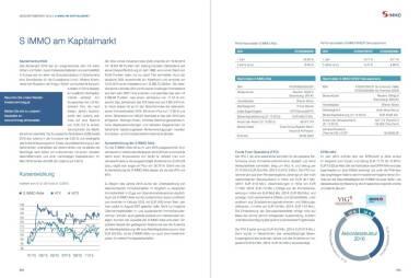 S Immo Geschäftsbericht 2015 - Am Kapitalmarkt