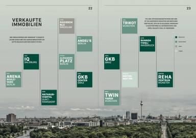 UBM - Verkaufte Immobilien