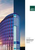Vorne of book 'Bericht Geschäfts - UBM Jahresfinanzberich...